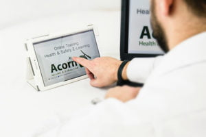 Acorn Health and Safety e learning online training
