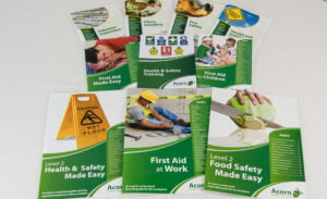 Health & Safety, First Aid and Food Safety Training For the General Public