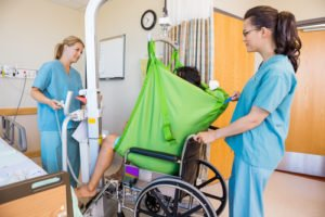 Can I train my own staff in manual handling?