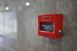 Do I have to have a fire alarm?