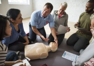Do I need to do a full first aid course again once my certificate runs out?