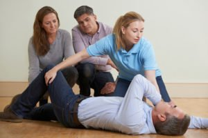 What kind of First Aid training do I need?